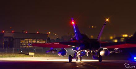 Vols de nuit à Payerne